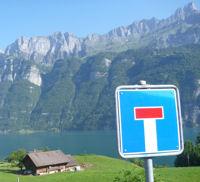Sackgasse Schweiz