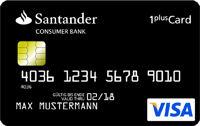 Santander 1Plus Card / Kreditkarte