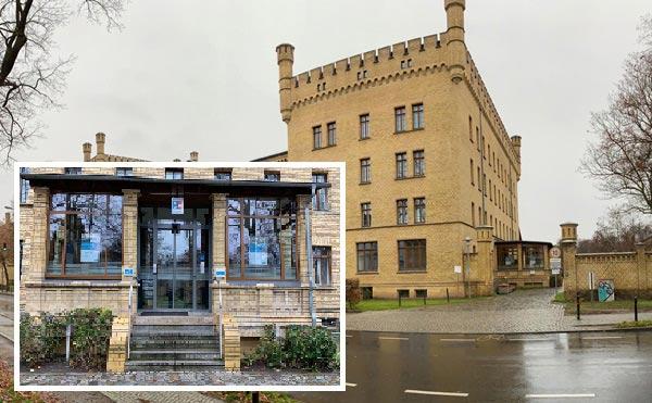DKB Einzahlungs-Automat Potsdam
