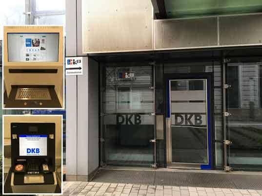 DKB Automat München