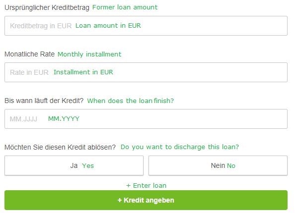 replace old credit?