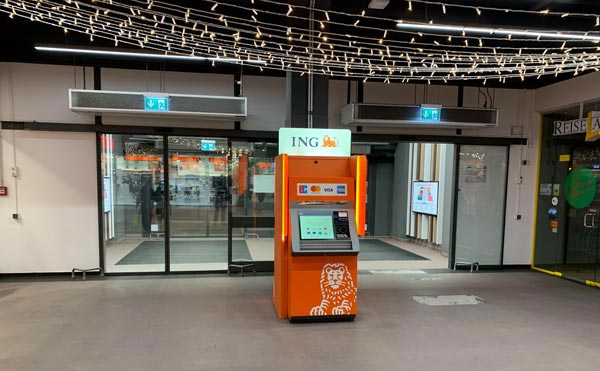 ING Automat Berlin Biesdorf Center