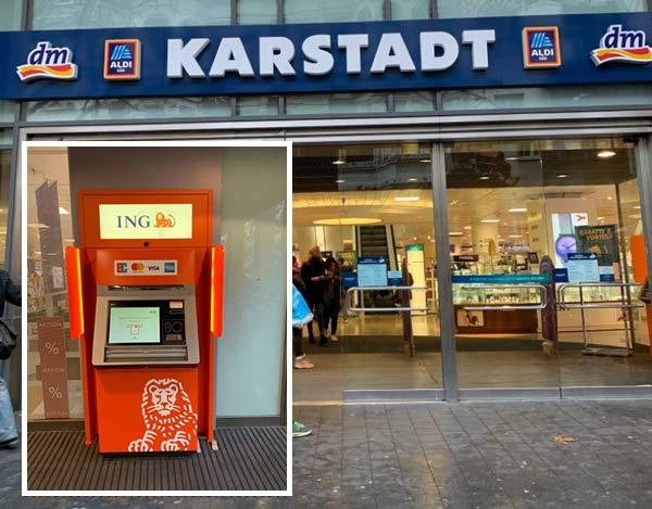 ING Automat Bonn