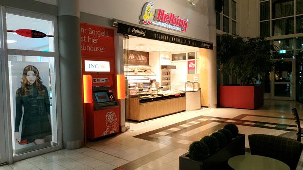 ING Automat Erfurt