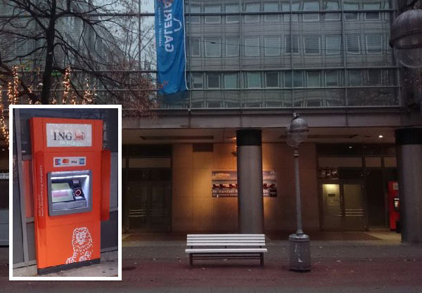 ING Automat Hannover