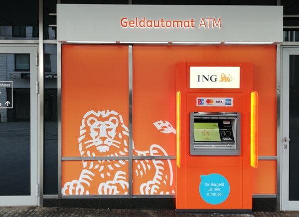 ING Automat Kassel