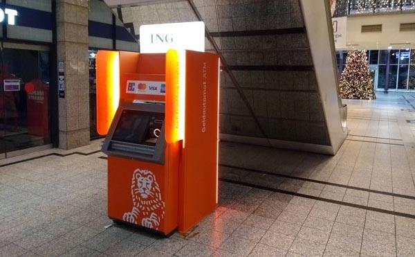 ING Automat Kiel