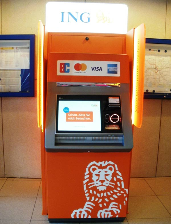ING Automat Leipzig