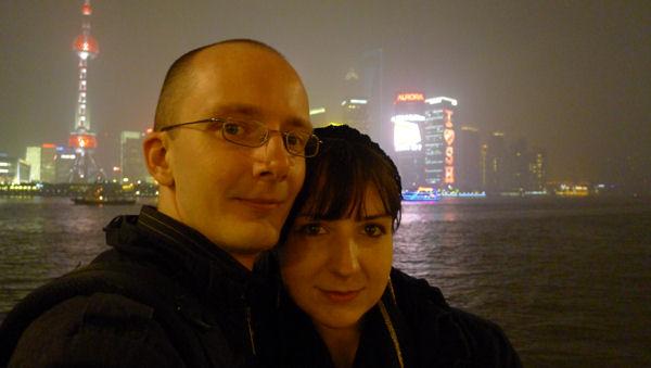 Stefan Mohr in Shanghai