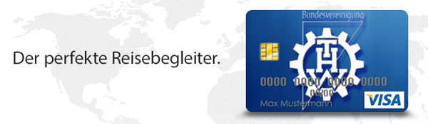 THW Kreditkarte