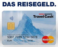 Travel Cash Reisegeld