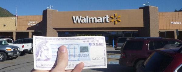 American Express Traveller Cheque Walmart
