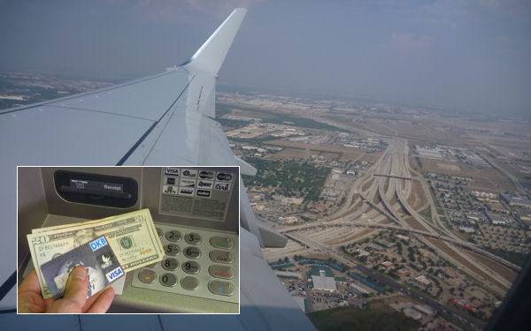 Dallas Airport and ATM