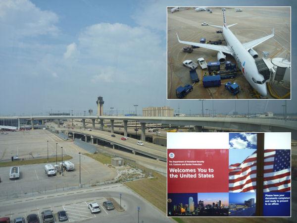 Flughafen Dallas, Texas