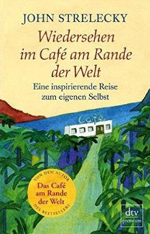 Buchcover Wiedersehen im Café am Rande der Welt