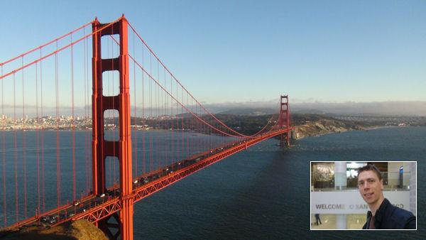 Golden Gate Bridge and I