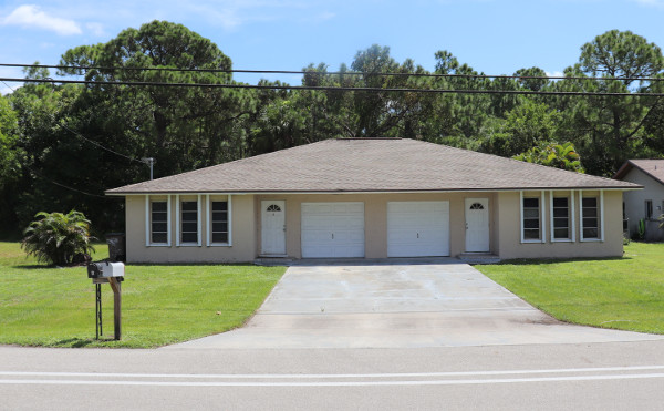 Alter Duplex in Cape Coral