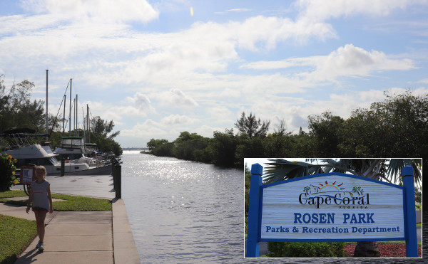 Chantrey Canal Cape Coral