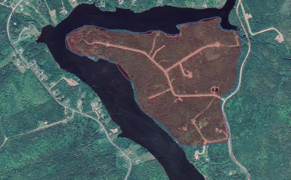 Kanada Grundstücke verkauft