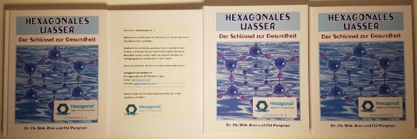 Hexagonales Wasser ausleihen