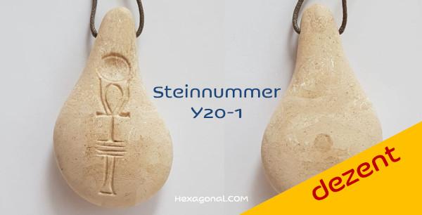 Stein der Harmonie Weiss Sandstein