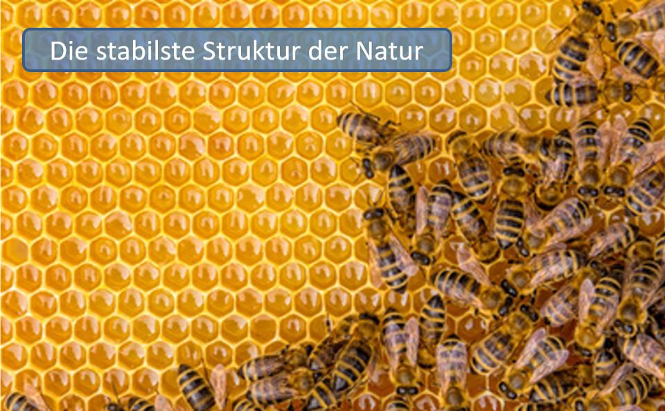 Stabilste Struktur der Natur